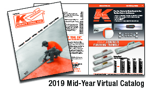 2019 Mid-Year Kraft Tool Catalog