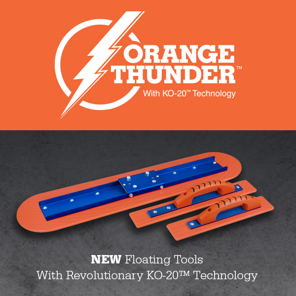 Orange Thunder with KO-20 Technology