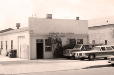 Superior Tile Cutter building circa 1970s