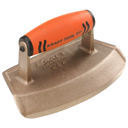 "Picture of 12"" Diameter Chamfer Tube Bronze Edger with ProForm® Handle"