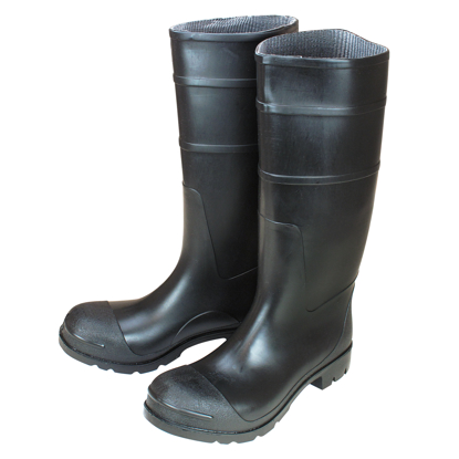 "Picture of 16"" Black Over-The-Sock Construction Boots - Size 13"