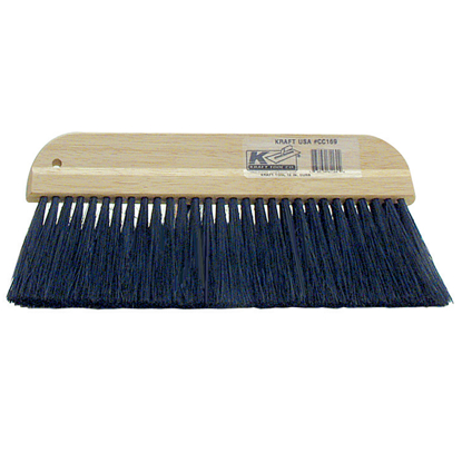 "Picture of 12"" Wood Curb Brush"
