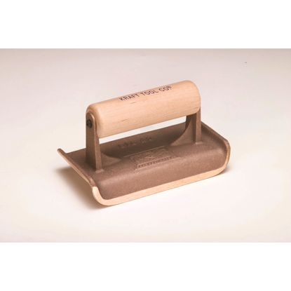 "Picture of 6"" x 3"" Bronze Edger & 6"" x 6"" Bronze Groover Matched Pair with ProForm® Handle"