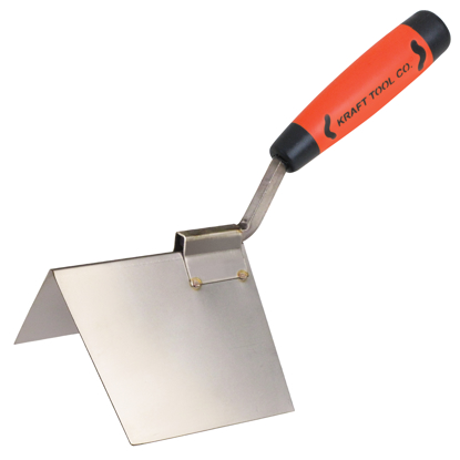 "Picture of 4"" Outside Corner Drywall Tool with ProForm® Soft Grip Handle"