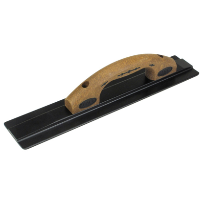 "Picture of 14"" x 3-1/4"" Elite Series Five Star™ Square End Magnesium Float with Cork Handle"