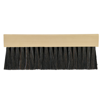"Picture of Gator Tools™ 12"" Fine Synthetic Horsehair Hand Broom"