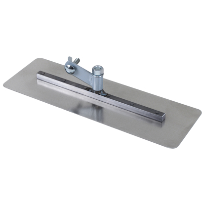 "Picture of 13-1/2"" x5"" Barrier Trowel Blade"