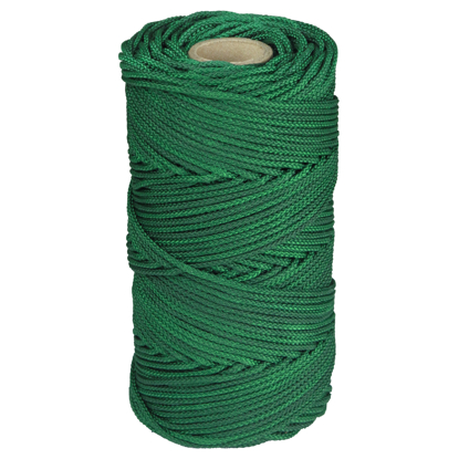 Picture of Neptune Bonded Braided Line (Green) 265# Test 72yds.