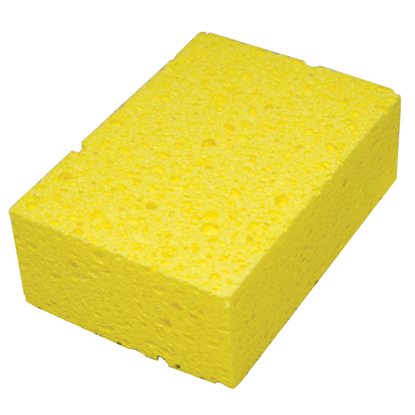 "Picture of 6-1/2"" x 4-1/4"" x 2-1/4"" Cellulose Sponge"