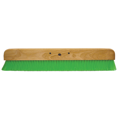 "Picture of 36"" Green Nylex® Soft Finish Broom Head"